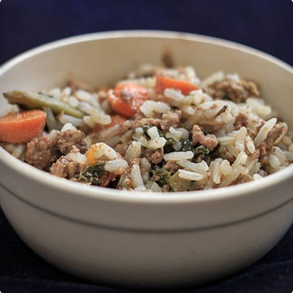 Healthy and Hearty Homemade Dog Food