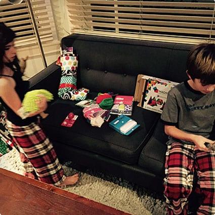 Make Your Family Matching Pajamas