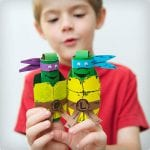 TMNT TP Roll Finger Puppets