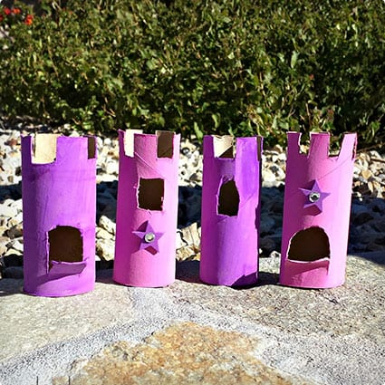 TP Roll Castles