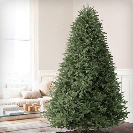Balsam Fir Premium Artificial Christmas Tree, 7.5 Feet, Unlit