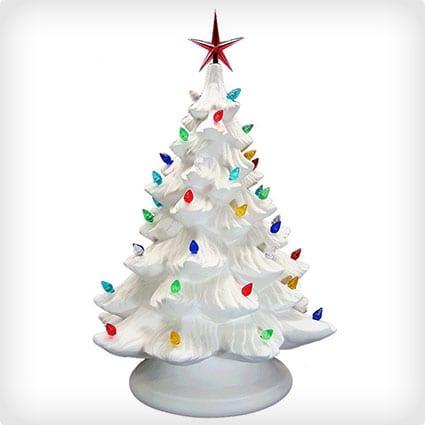 Ceramic Ready to Paint Christmas Tree