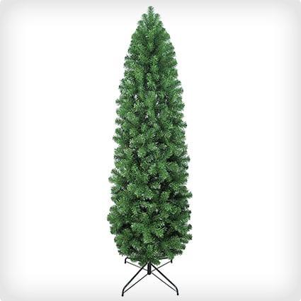 Eco-Friendly Oncor Slim Pencil Pine Christmas Tree