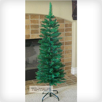 Four Foot Artificial Fir Christmas Tree