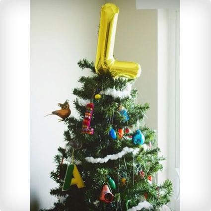 Fun Balloon Tree Topper