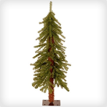 Hickory Cedar Artificial Christmas Tree