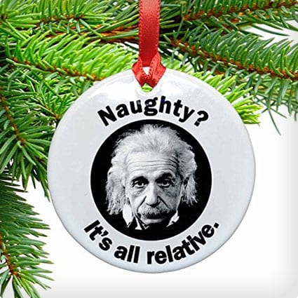 It's All Relative Einstein