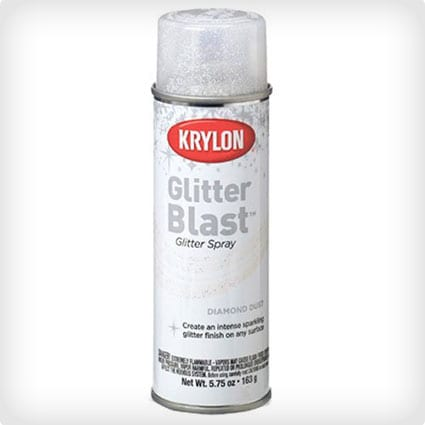 Krylon K03804 Glitter Blast, Diamond Dust