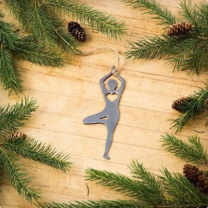 Love Tree Pose Yoga