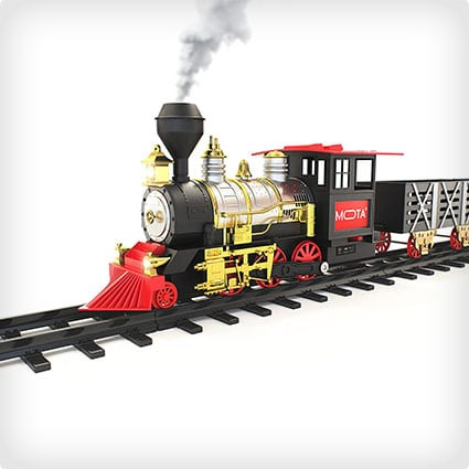 MOTA Classic Holiday Train Set