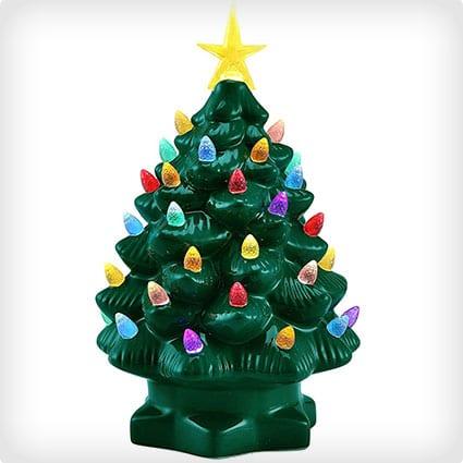 Mr. Christmas 10 Inch Nostalgic Christmas Tree