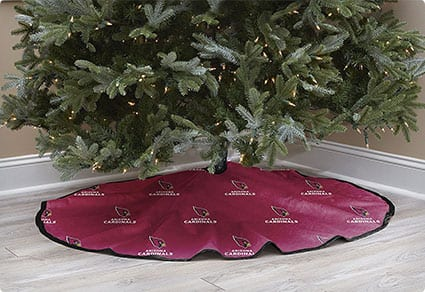 NFL Christmas Tree Skirt