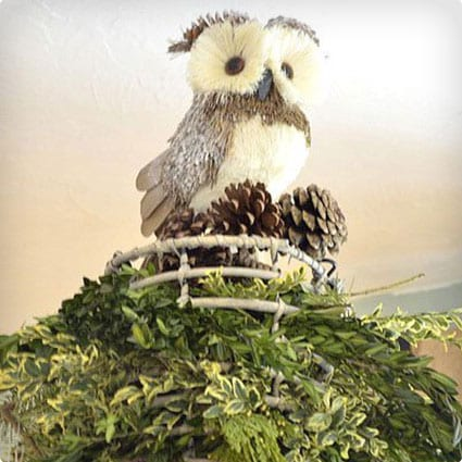 owl Tree Topper