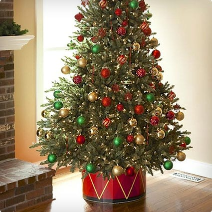 StandUP Tree Skirt - Drum