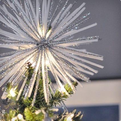 Starburst Tree Topper