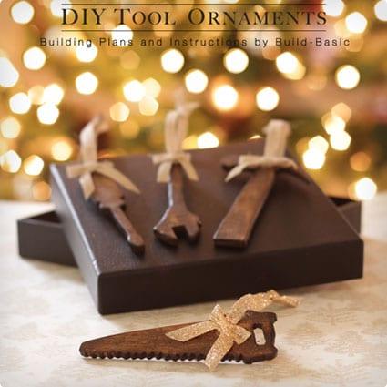 Tool Ornaments