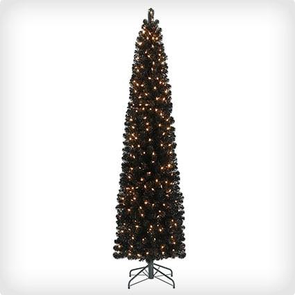 Treetopia Stiletto Black Pencil Tree