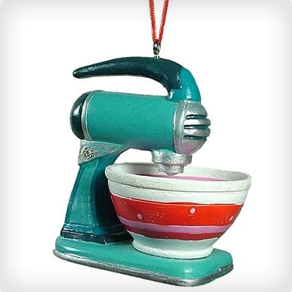 Vintage Style Stand Mixer with Bowl