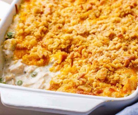 creamy chicken casserole