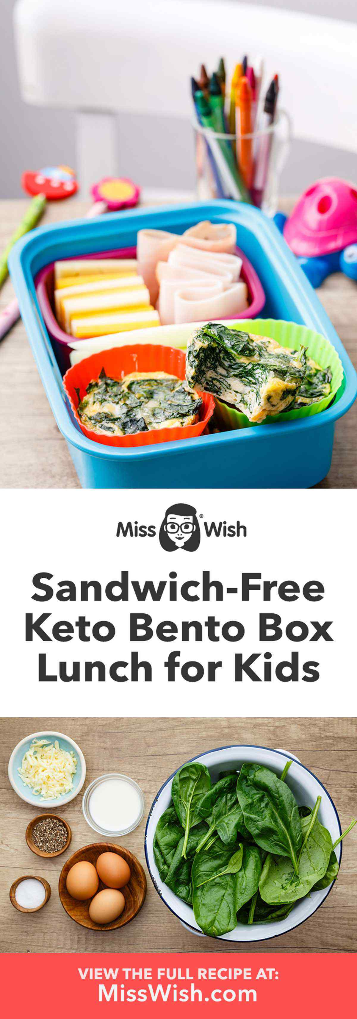 Keto Kids Lunch