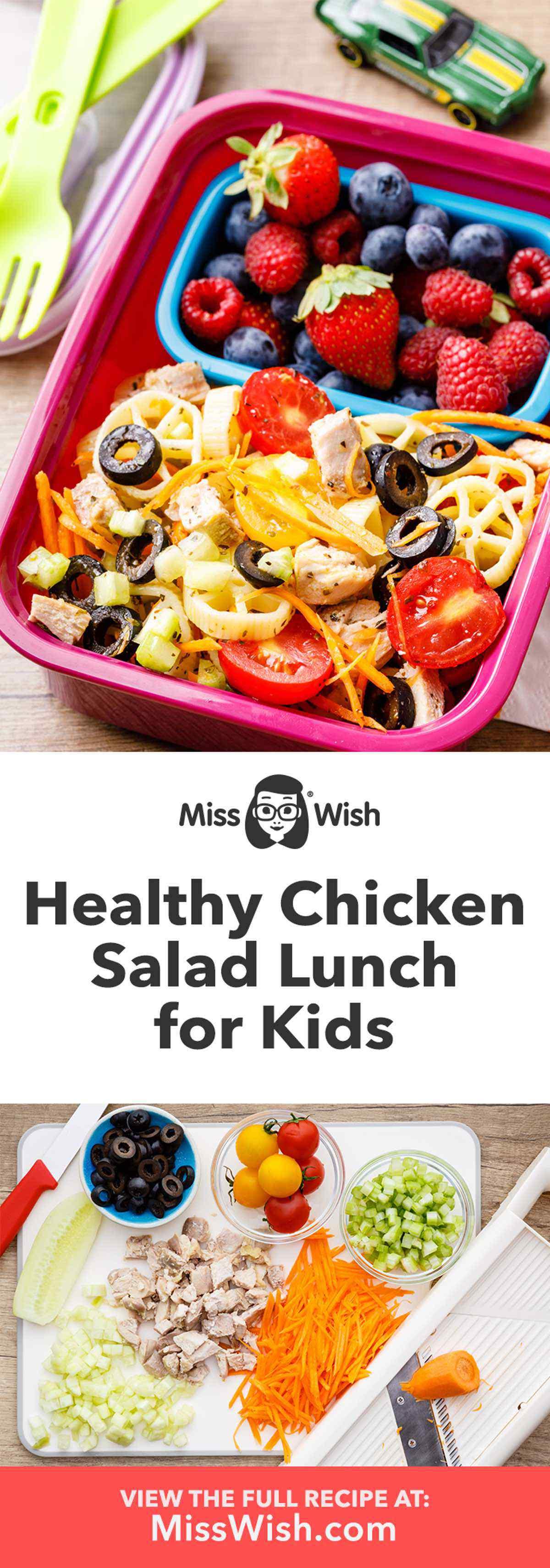 Kids Chicken Salad