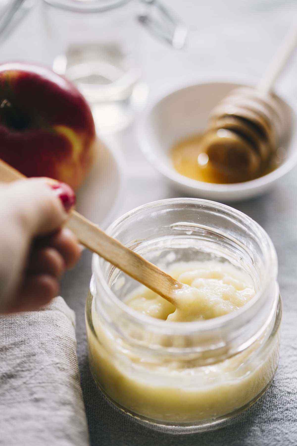 Apple Cider Vinegar Skin Peel