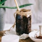 Raw Cacao Powder Brown Sugar Scrub