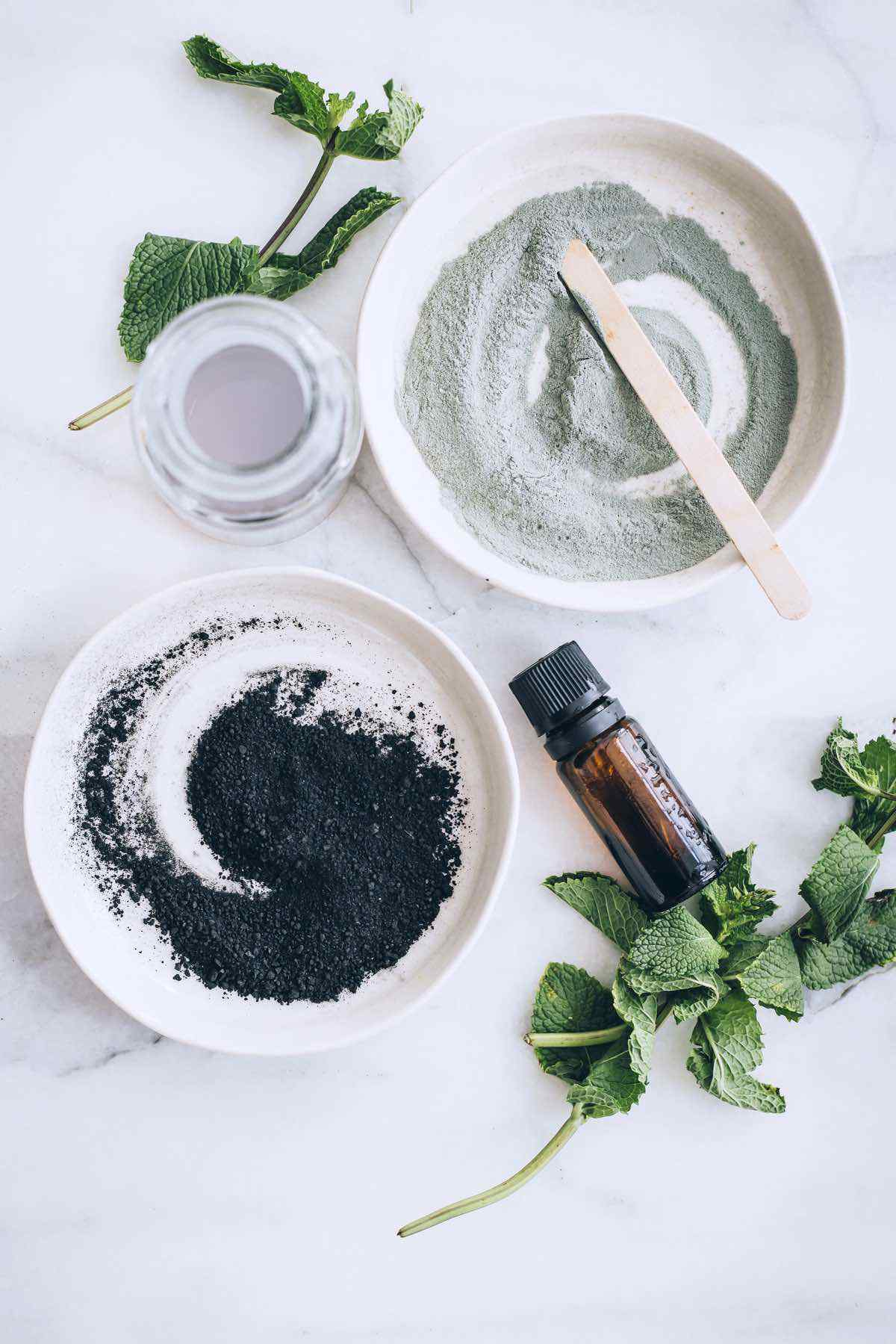 4-Ingredient DIY Charcoal Face Mask for Blackheads
