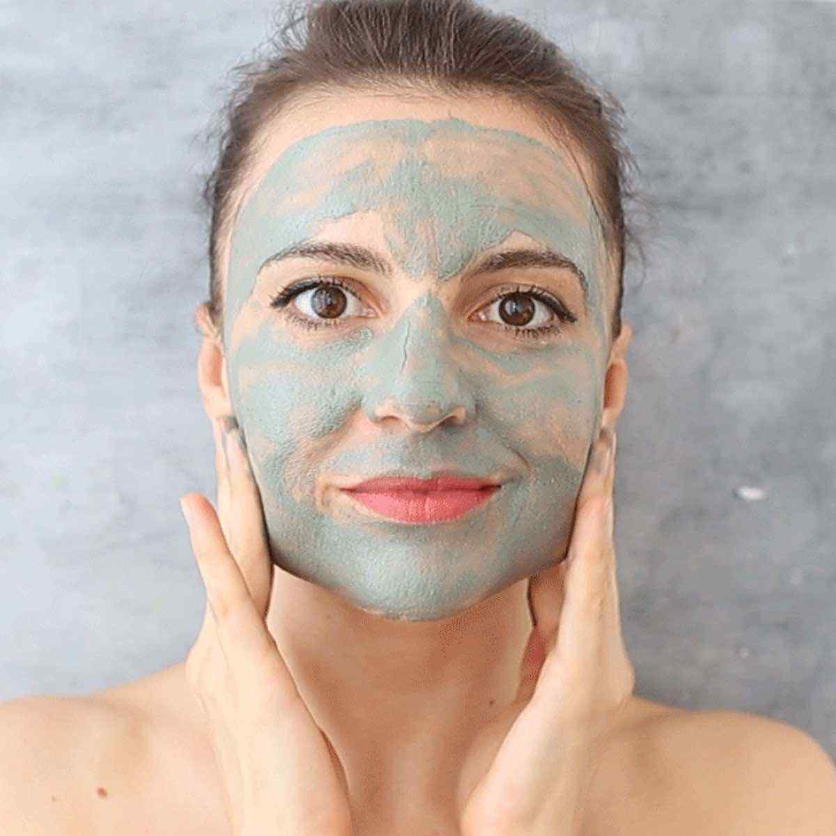 Bentonite Clay DIY Face Mask