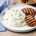 Easy 5-Ingredient Make Ahead Mashed Potatoes