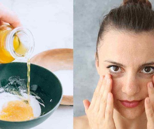 Cleansing Apple Cider Vinegar Face Mask