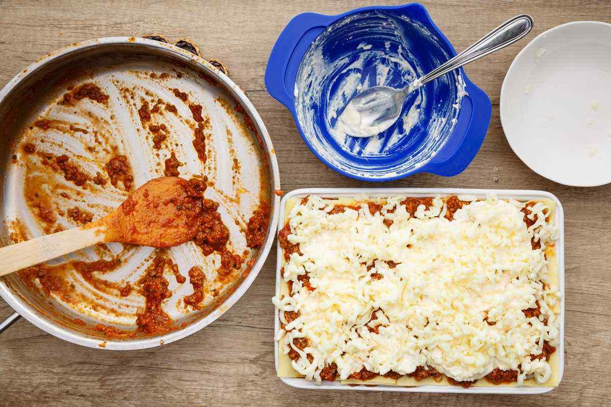 Make-Ahead Lasagna