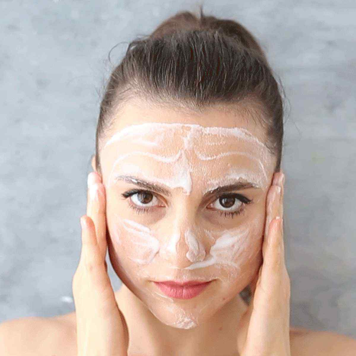 Protective DIY Sunscreen Face Mask with Natural SPF