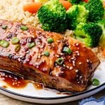 Instant Pot Teriyaki Salmon