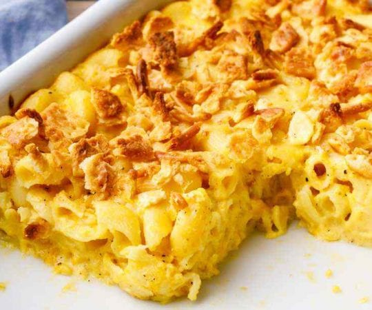 Quick and Easy Make-Ahead Mac and Cheese