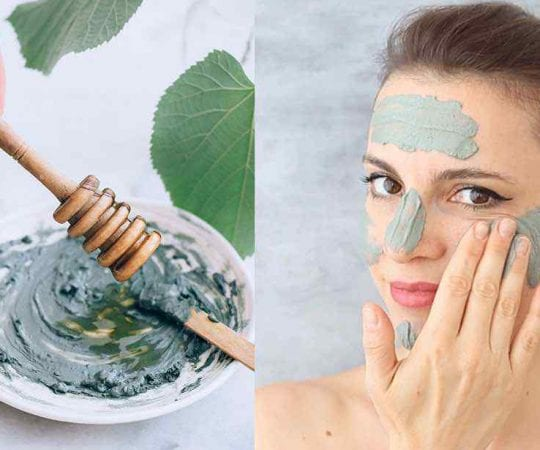 Ancient Bentonite Clay Paleo Face Mask