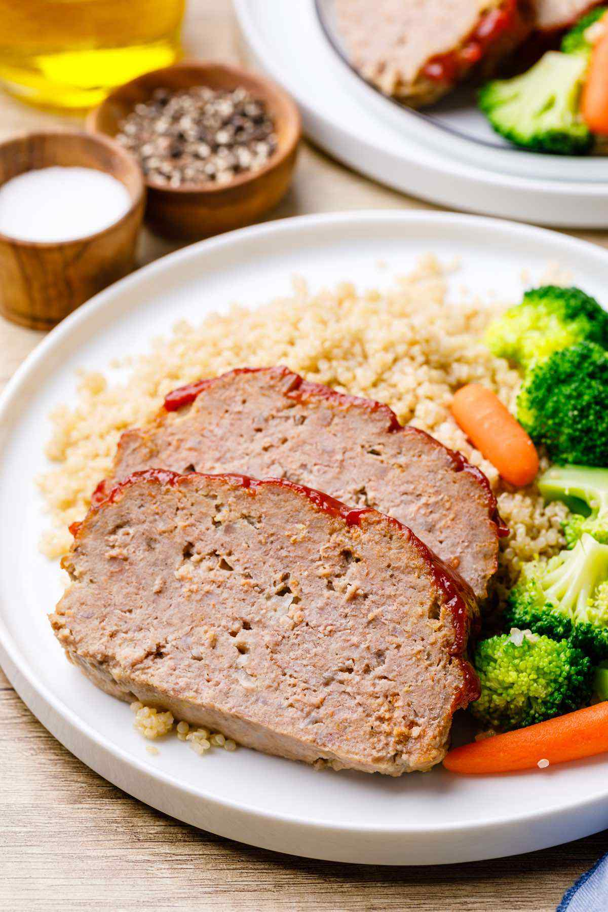6-Ingredient Instant Pot Meatloaf Recipe