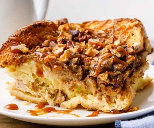 Make-Ahead Cinnamon French Toast