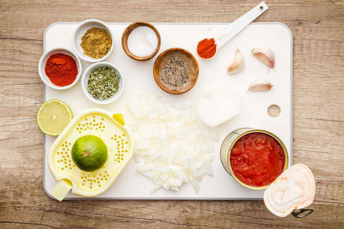Easy Crockpot Chicken Taco Recipe
