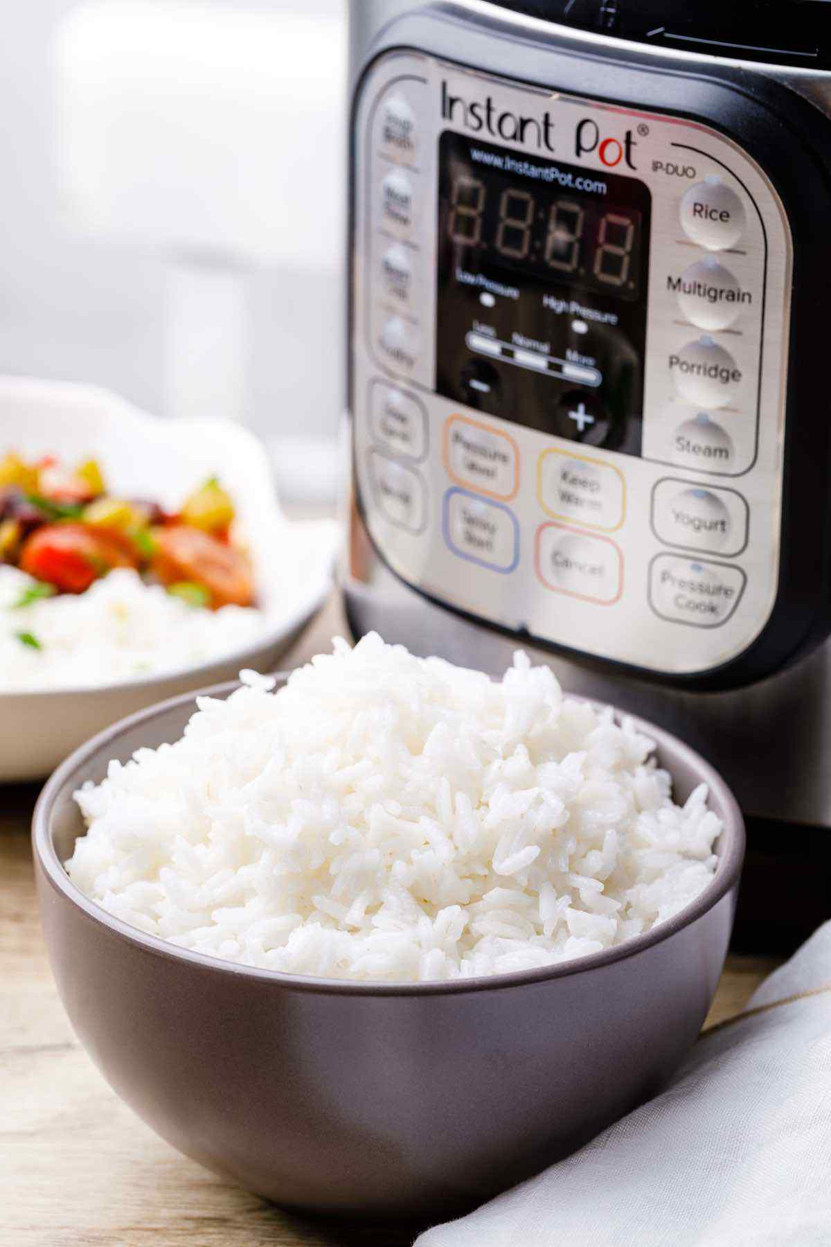 How to Make Perfect Instant Pot White Rice