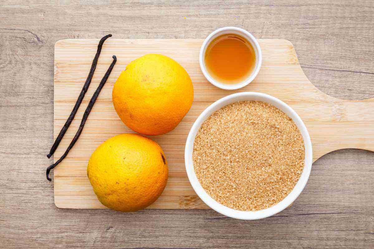 Orange Rum