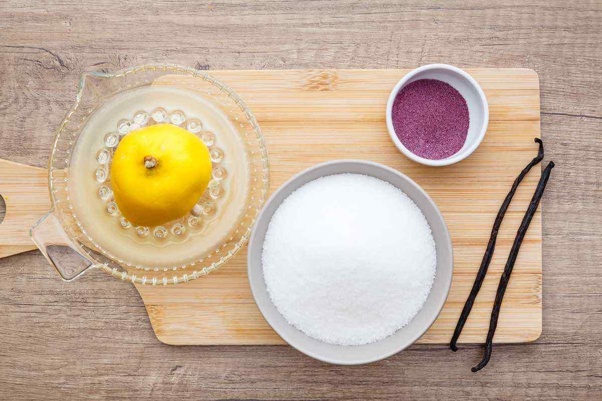Blueberry Vanilla
