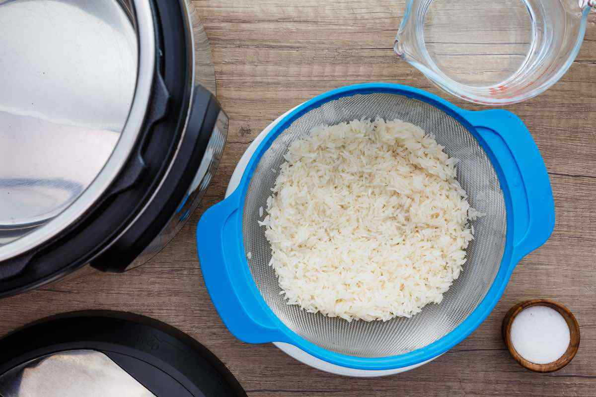 How to Make Instant Pot Jasmine Rice