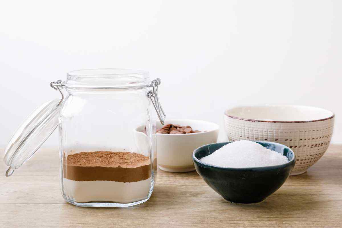 Chocolate Muffin Mix