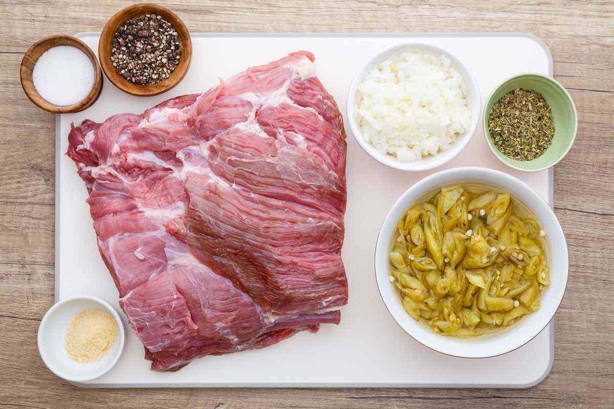 Instant Pot Italian Beef Roast