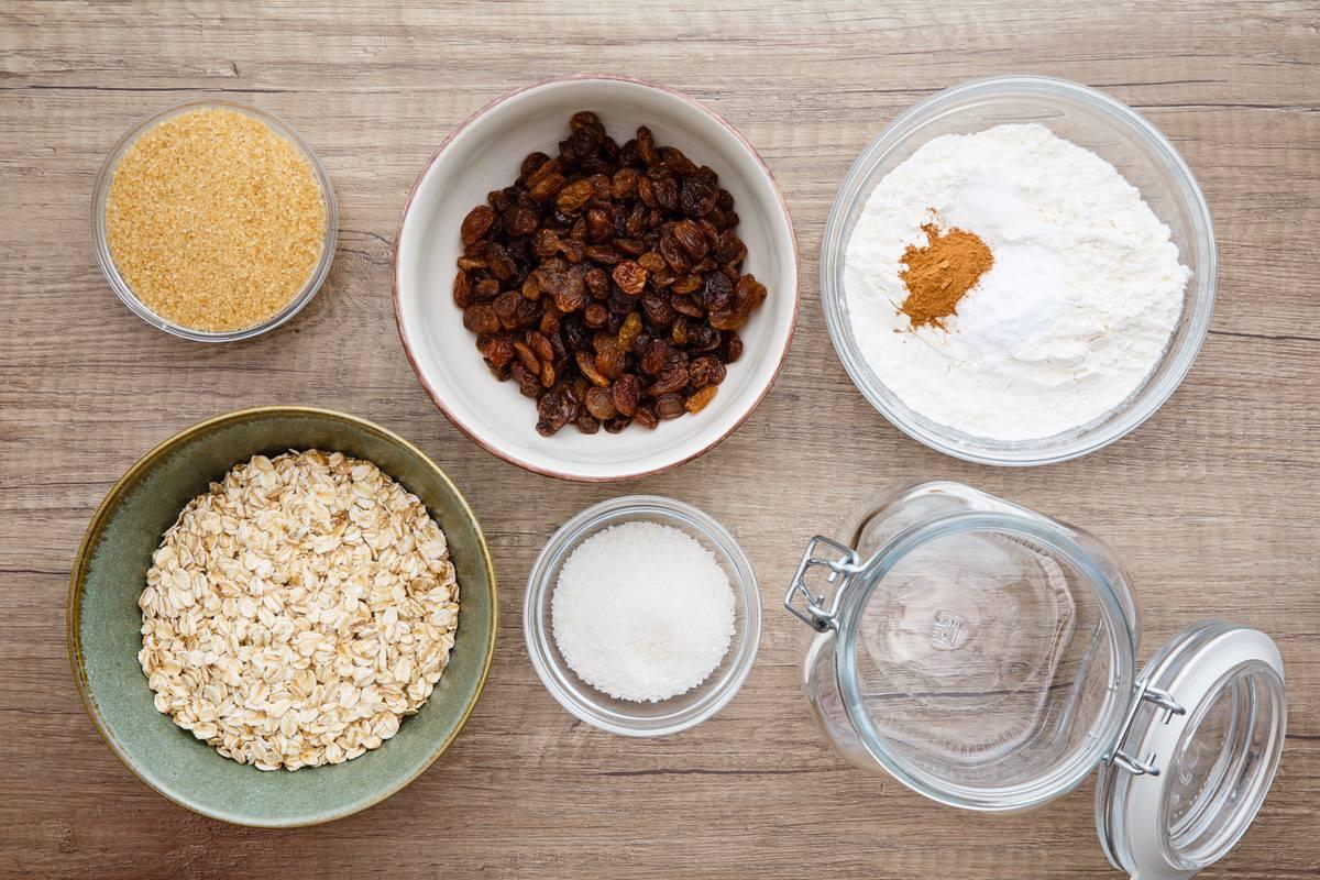 Oatmeal Raisin Cookie Mix