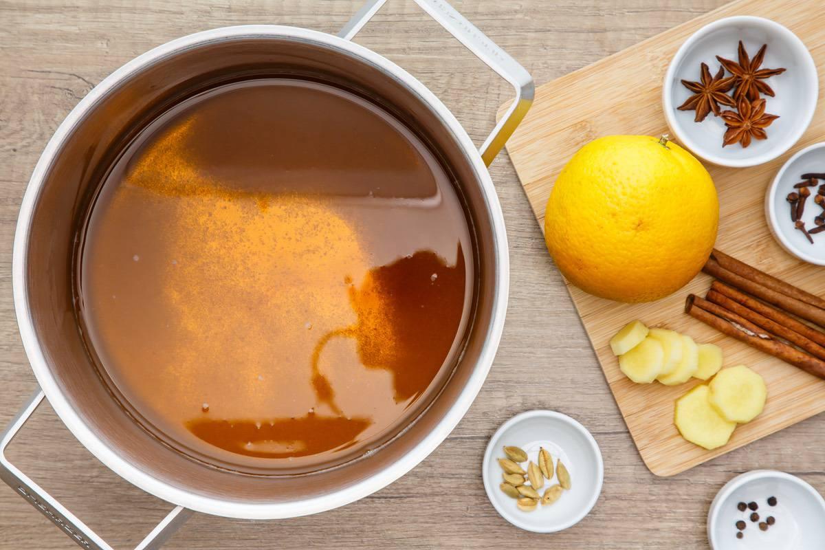 Chai Tea Latte Concentrate