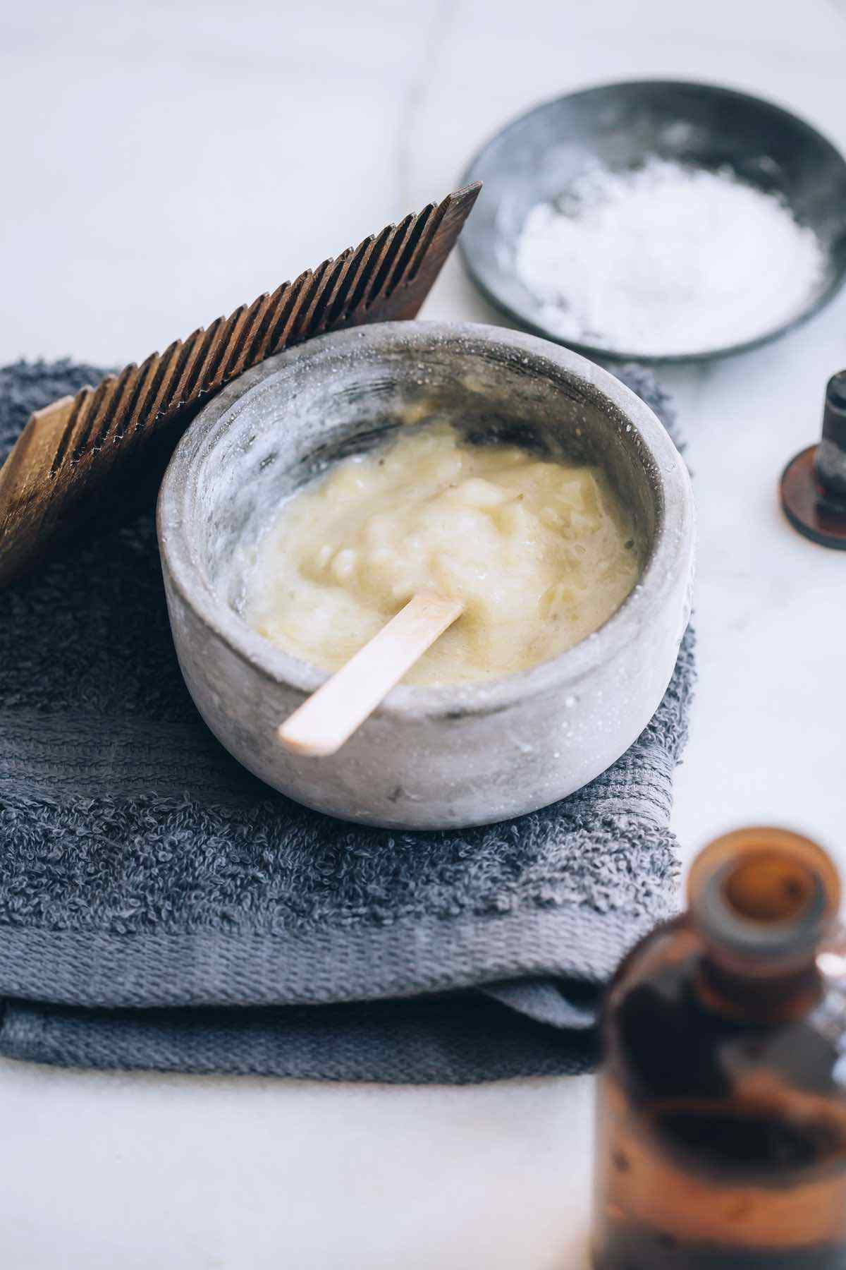 Restorative Collagen Peptide Hair Mask