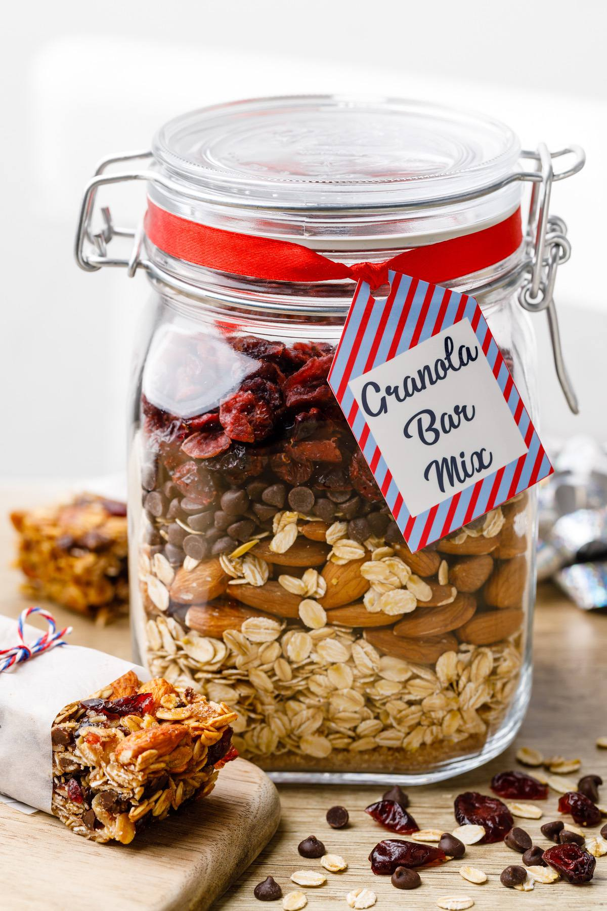 Homemade Granola Bar Recipe
