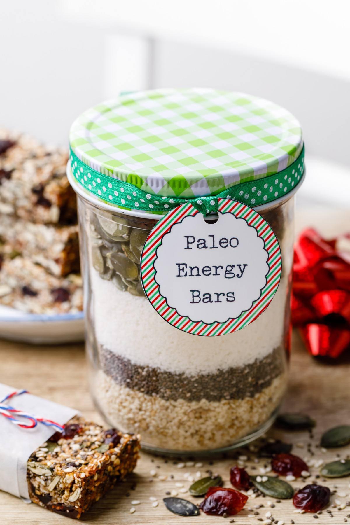 Paleo Energy Bars